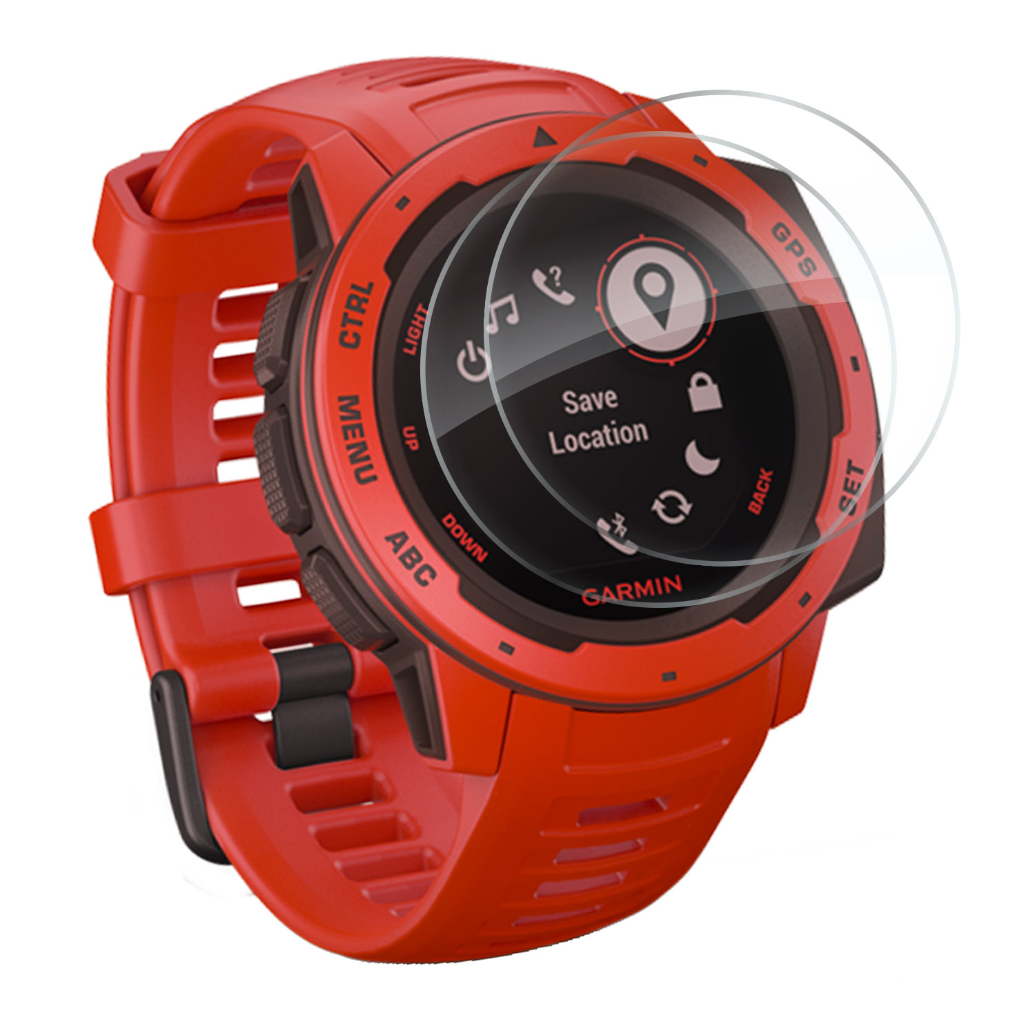 Displayschutz Smartwatch